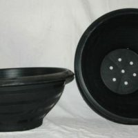 Pots and Saucers